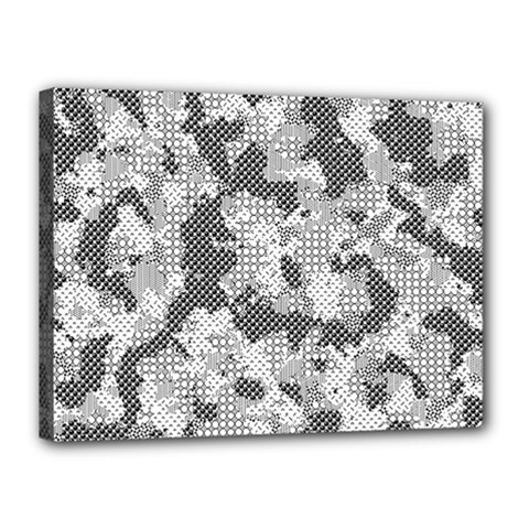 Camouflage Patterns Canvas 16  x 12