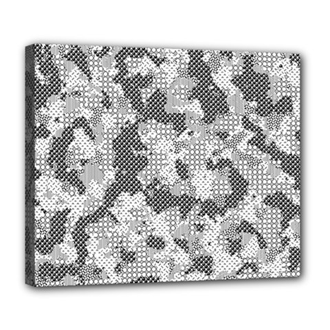 Camouflage Patterns Deluxe Canvas 24  x 20