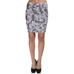 Camouflage Patterns Bodycon Skirt
