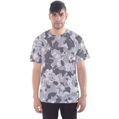 Camouflage Patterns Men s Sports Mesh Tee