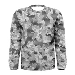 Camouflage Patterns Men s Long Sleeve Tee