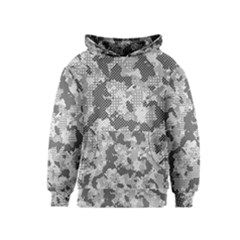 Camouflage Patterns Kids  Pullover Hoodie