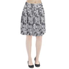 Camouflage Patterns Pleated Skirt