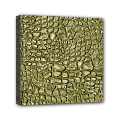 Aligator Skin Mini Canvas 6  x 6