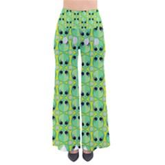 Alien Pattern Pants