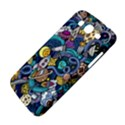 Cartoon Hand Drawn Doodles On The Subject Of Space Style Theme Seamless Pattern Vector Background Samsung Galaxy Mega 5.8 I9152 Hardshell Case  View4