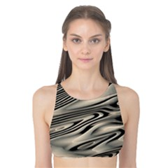 Alien Planet Surface Tank Bikini Top
