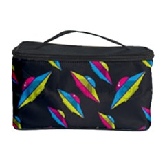 Alien Patterns Vector Graphic Cosmetic Storage Case