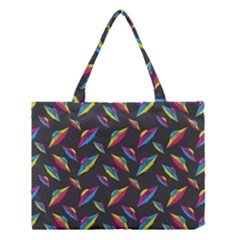 Alien Patterns Vector Graphic Medium Tote Bag