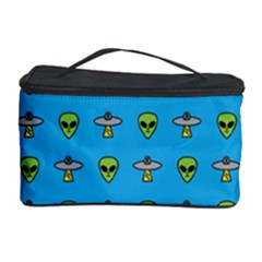 Alien Pattern Cosmetic Storage Case