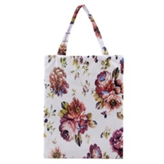 Texture Pattern Fabric Design Classic Tote Bag