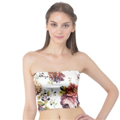 Texture Pattern Fabric Design Tube Top