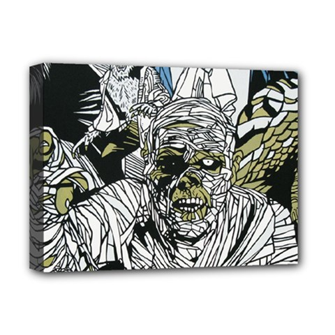 The Monster Squad Deluxe Canvas 16  X 12