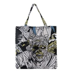 The Monster Squad Grocery Tote Bag