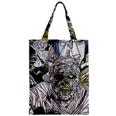 The Monster Squad Zipper Classic Tote Bag