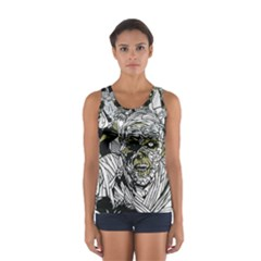 The Monster Squad Women s Sport Tank Top