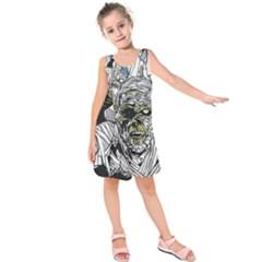The Monster Squad Kids  Sleeveless Dress