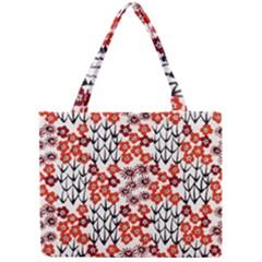 Simple Japanese Patterns Mini Tote Bag