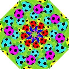 Balls Colors Hook Handle Umbrellas (Small)