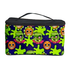 Smiley Monster Cosmetic Storage Case