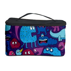 Hipster Pattern Animals And Tokyo Cosmetic Storage Case