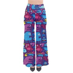 Hipster Pattern Animals And Tokyo Pants