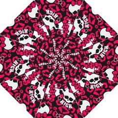 Mattel Monster Pattern Hook Handle Umbrellas (large)