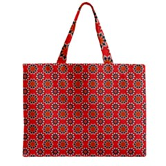 Floral Seamless Pattern Vector Mini Tote Bag