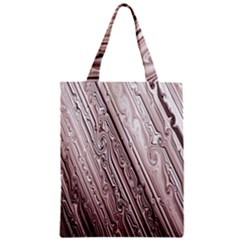 Vintage Pattern Background Wallpaper Zipper Classic Tote Bag