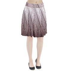 Vintage Pattern Background Wallpaper Pleated Skirt