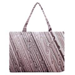Vintage Pattern Background Wallpaper Medium Zipper Tote Bag