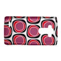 Wheel Stones Pink Pattern Abstract Background LG G4 Hardshell Case View1