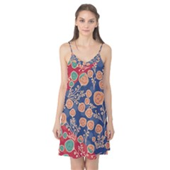 Floral Seamless Pattern Vector Texture Camis Nightgown