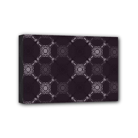 Abstract Seamless Pattern Background Mini Canvas 6  x 4