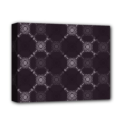 Abstract Seamless Pattern Background Deluxe Canvas 14  X 11