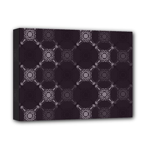 Abstract Seamless Pattern Background Deluxe Canvas 16  X 12
