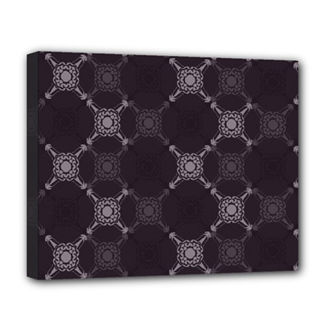 Abstract Seamless Pattern Background Deluxe Canvas 20  x 16