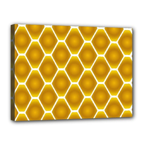 Snake Abstract Pattern Canvas 16  x 12
