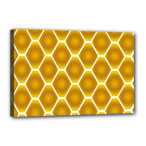 Snake Abstract Pattern Canvas 18  x 12