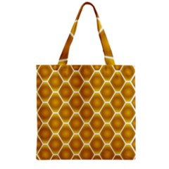 Snake Abstract Pattern Grocery Tote Bag