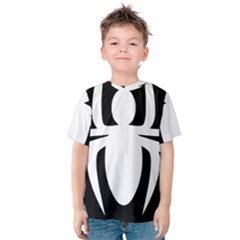White Spider Kids  Cotton Tee