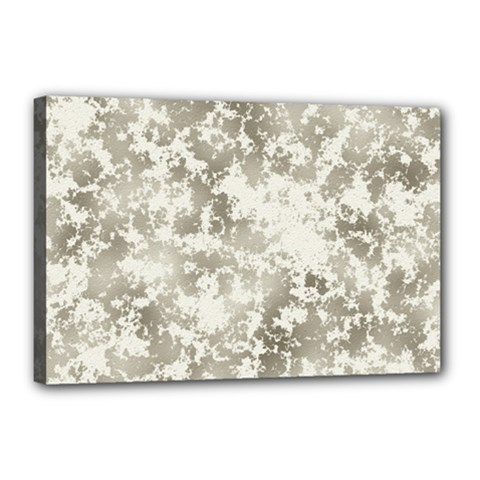Wall Rock Pattern Structure Dirty Canvas 18  X 12
