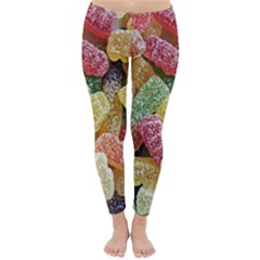 Jelly Beans Candy Sour Sweet Classic Winter Leggings