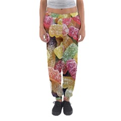 Jelly Beans Candy Sour Sweet Women s Jogger Sweatpants