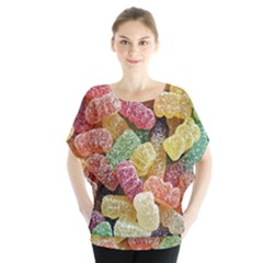 Jelly Beans Candy Sour Sweet Blouse