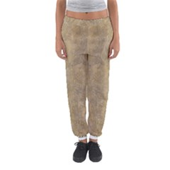 Abstract Forest Trees Age Aging Women s Jogger Sweatpants