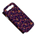 Abstract Background Floral Pattern Samsung Galaxy S III Hardshell Case (PC+Silicone) View5