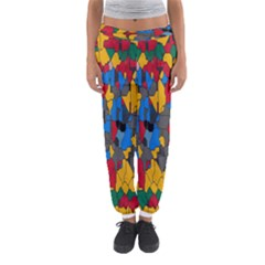 Stained glass                        Women s Jogger Sweatpants