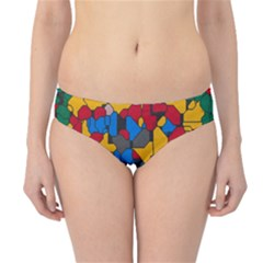 Stained glass                  Hipster Bikini Bottoms