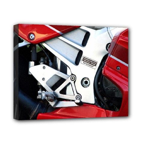 Footrests Motorcycle Page Canvas 10  x 8